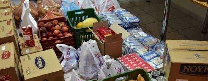 Οι ημερομηνίες για τη διανομή τροφίμων στους δήμους του νομού ...